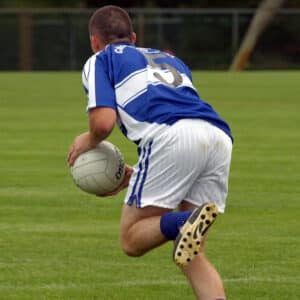 GAELIC FOOTBALL AND LGFA