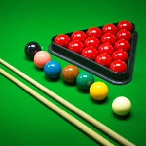 DARTS, SNOOKER/POOL
