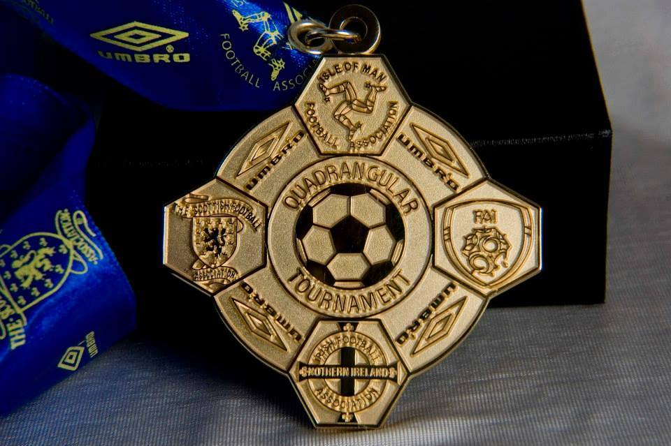 FAI QUADRANGULAR TOURNAMENT MEDAL