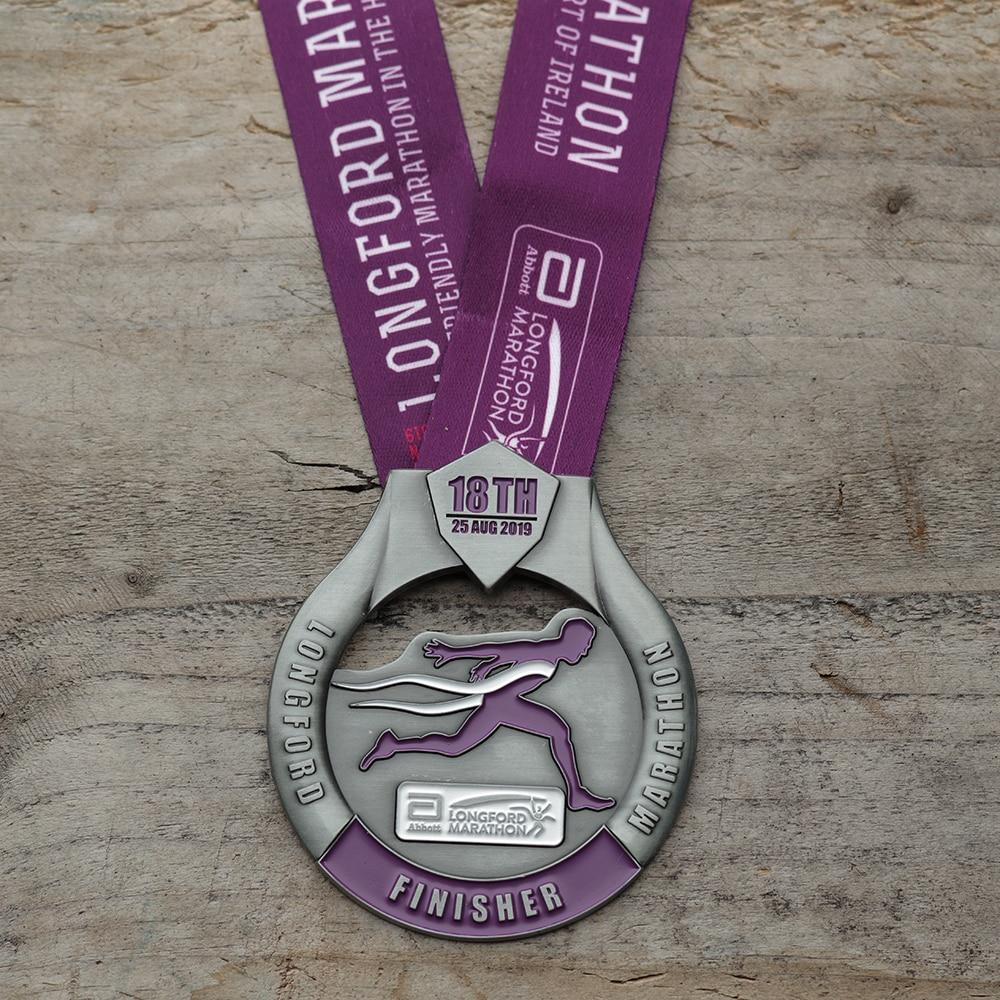 Longford Marathon Medal