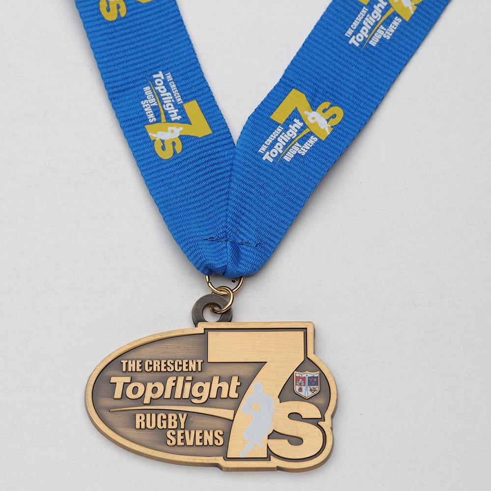 Topflight Medal