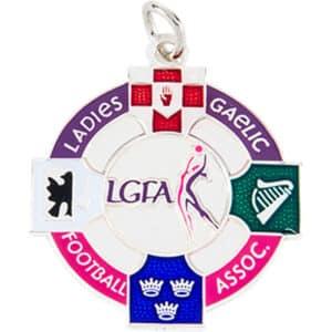 GAELIC FOOTBALL & LGFA MEDALS